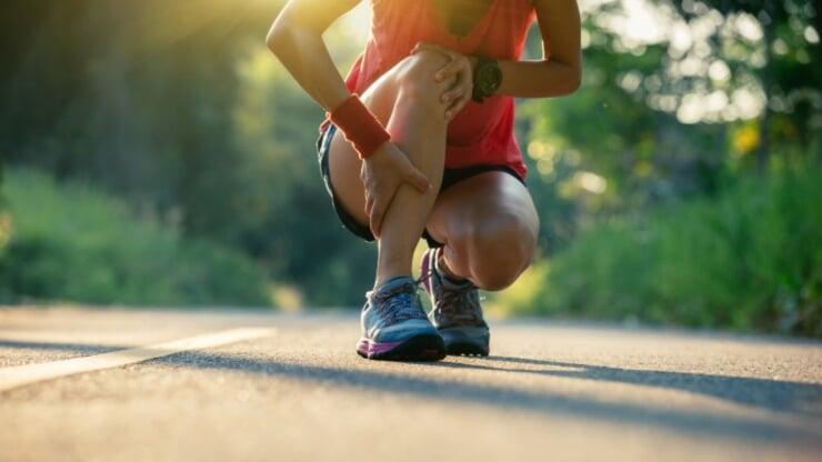 Các vận động viên thể thao là đối tượng có nguy cơ cao dễ bị viêm gân bánh chè