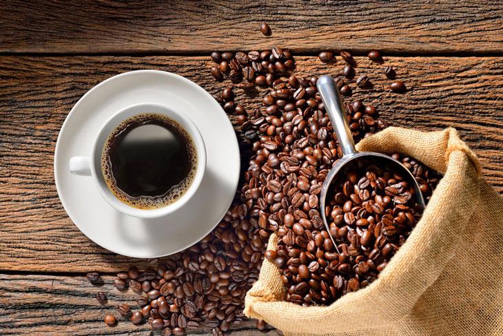 sử dụng caffeine