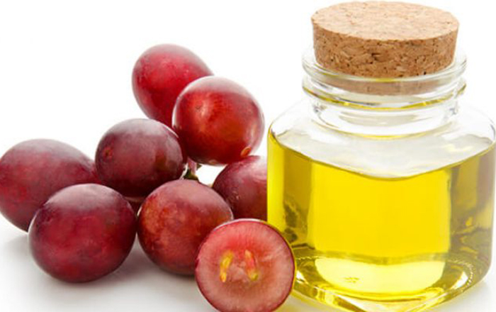 lợi ích của dầu hạt nho