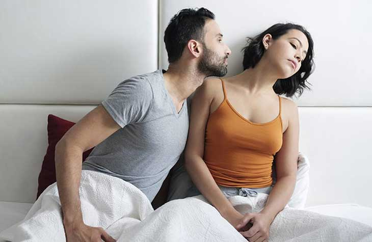 giảm ham muốn tình dục