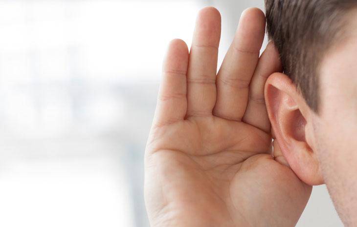giảm sức nghe đột ngột