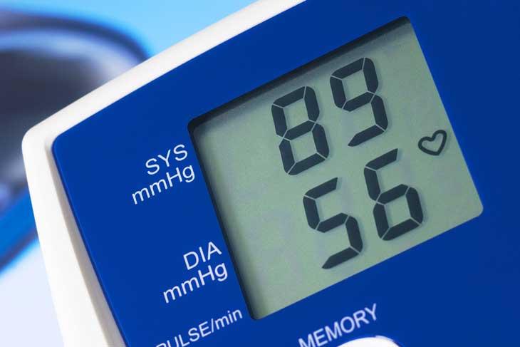 huyết áp thấp ở người cao tuổi