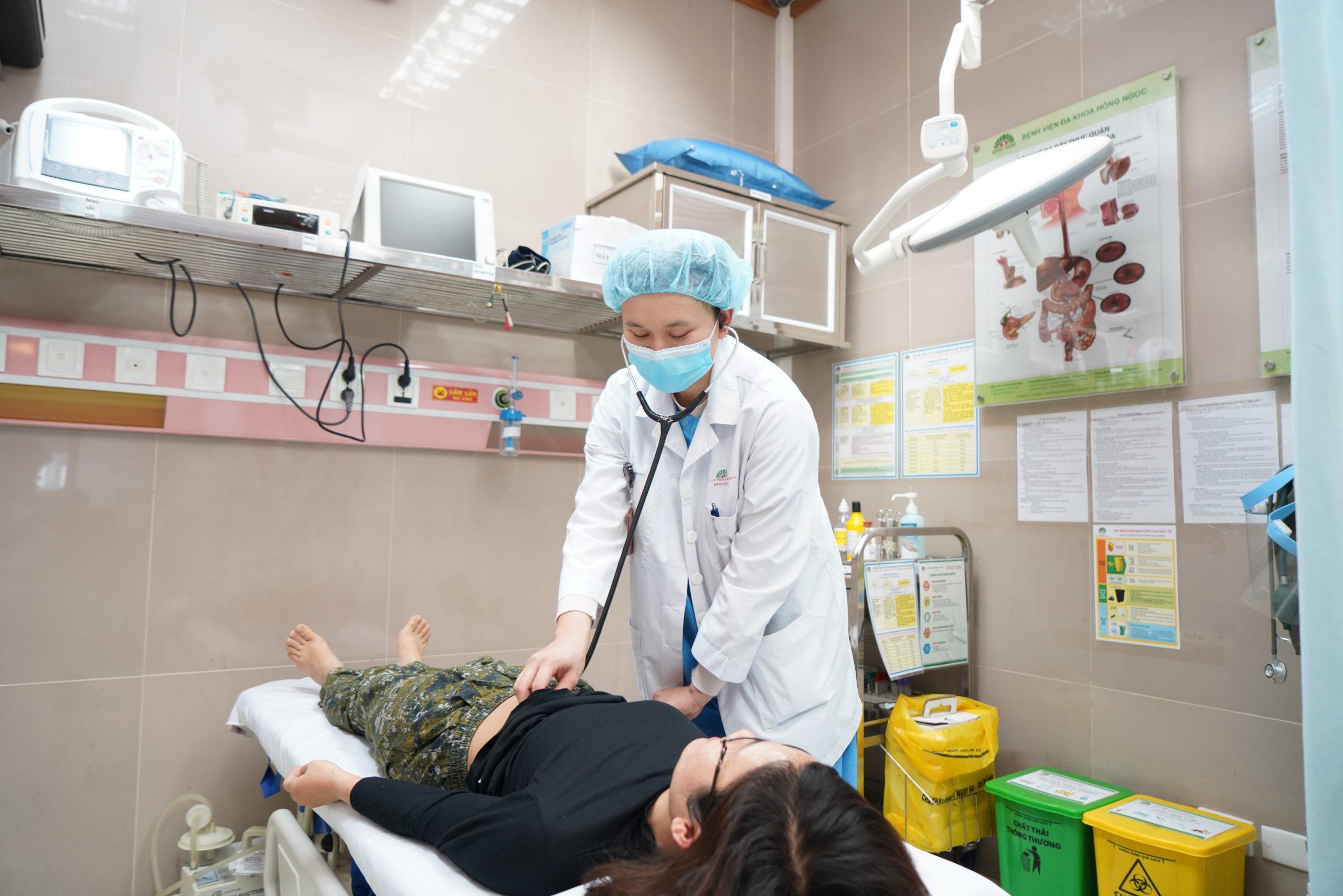 Bác sĩ chỉ định nội soi dạ dày