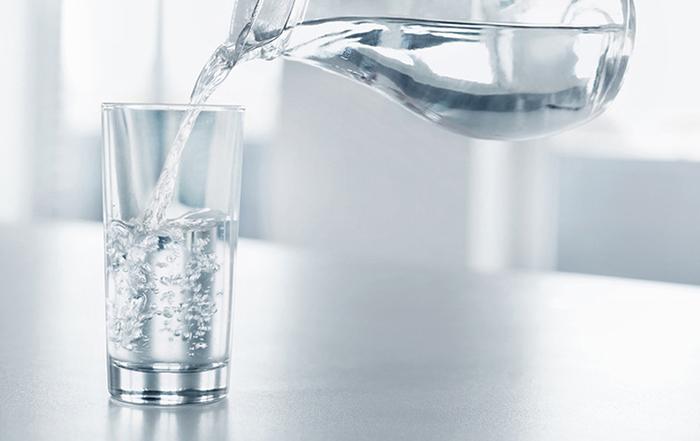 thời gian biểu uống nước