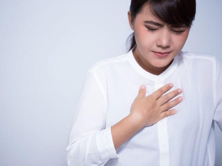 Bệnh tim ở phụ nữ, tim đập nhanh