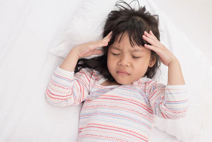 chấn thương sọ não ở trẻ em