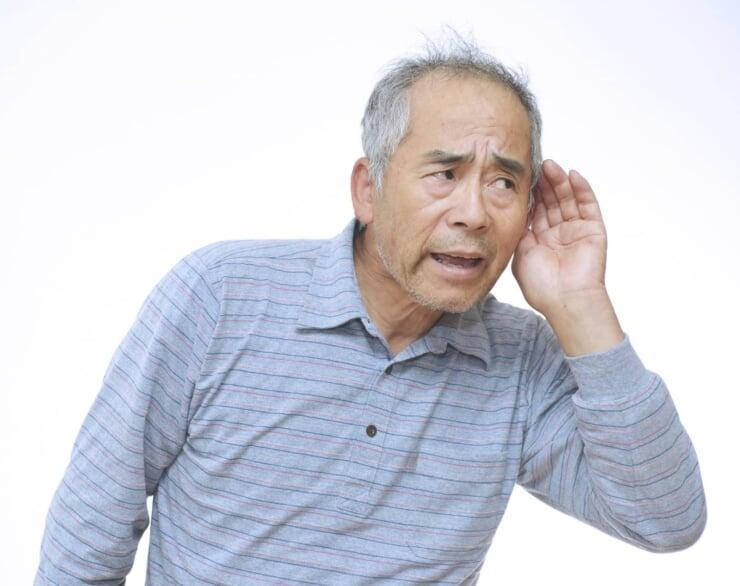 Bệnh điếc ở người già