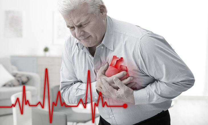 đau thắt ngực ở người già