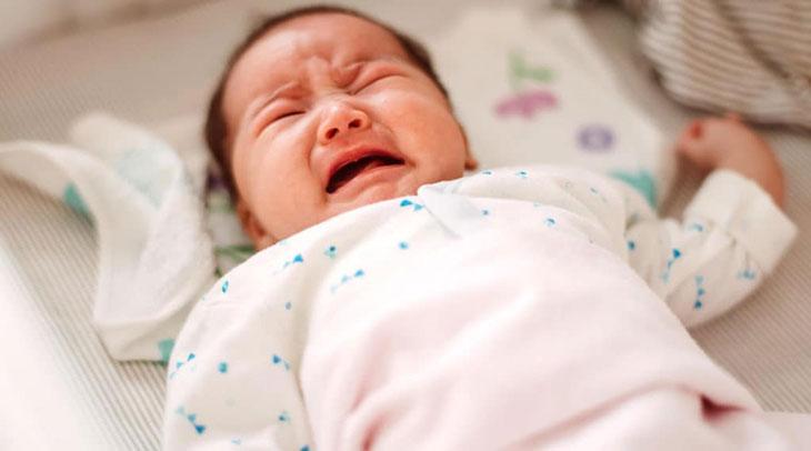 nhiễm trùng ở trẻ sơ sinh