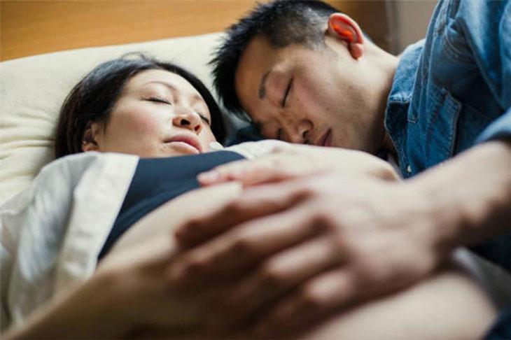 thói quen khi ngủ