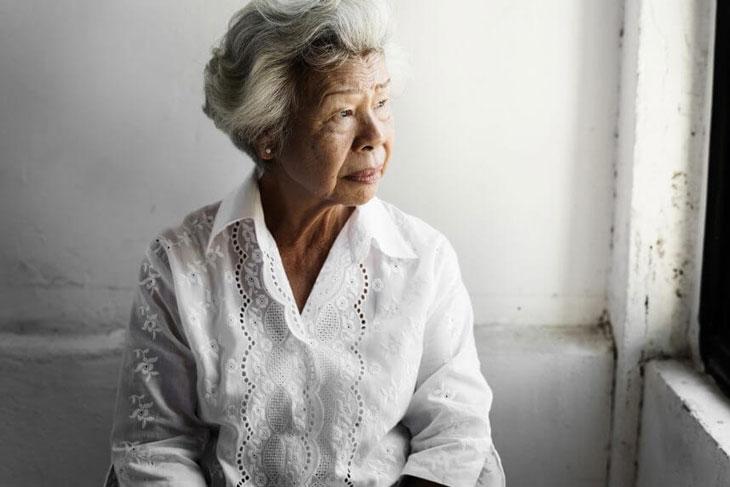 trầm cảm ở người cao tuổi