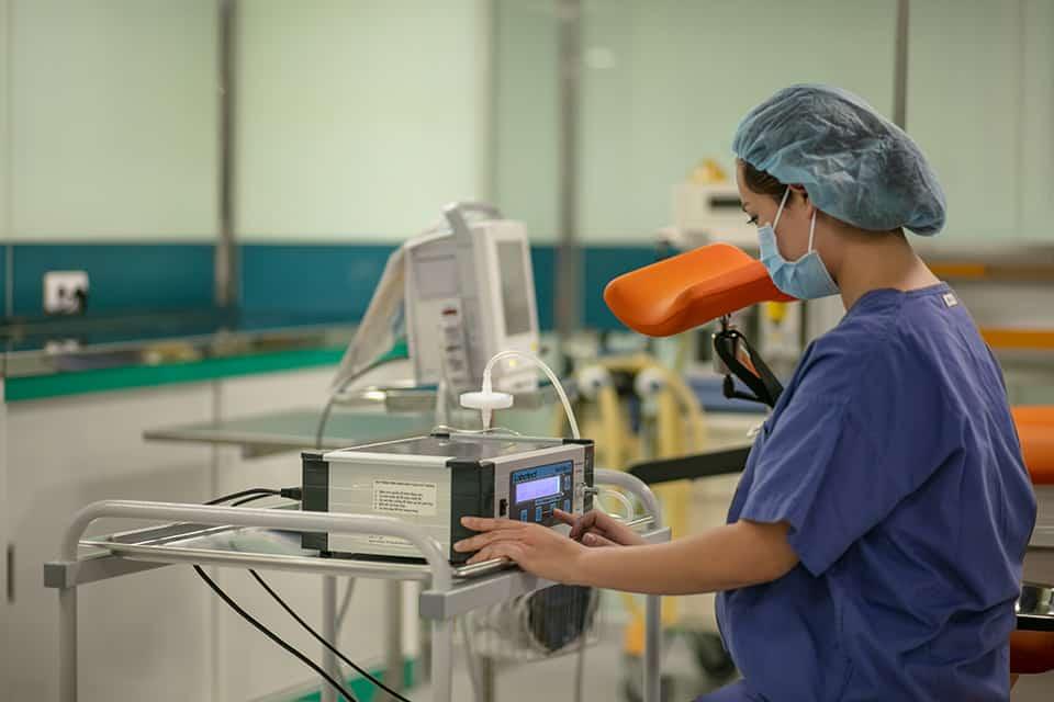 Tỷ lệ IUI thành công tại Trung tâm IVF Hồng Ngọc lên tới 35% – 40%