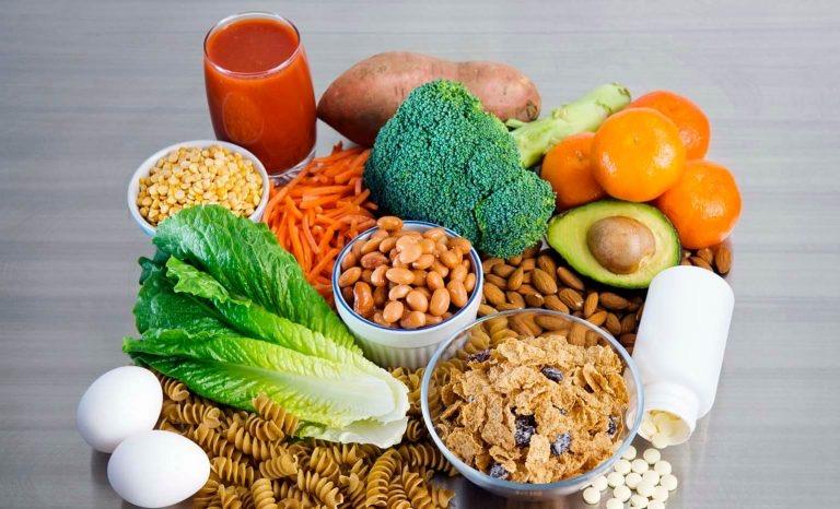 Thực phẩm giàu vitamin thích hợp cho người bị viêm gan B