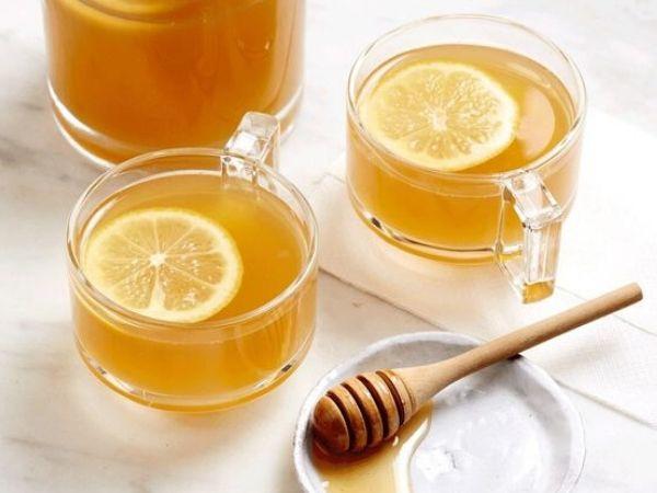 thức uống giảm ốm nghén