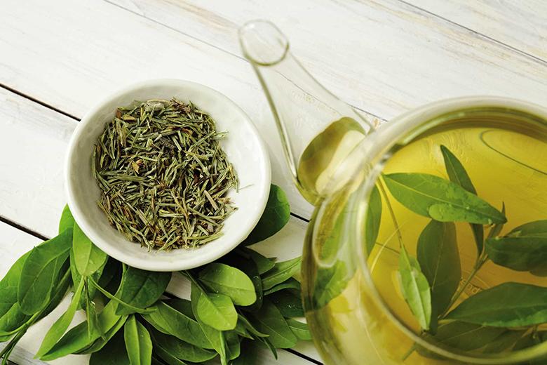 Cách detox bằng trà xanh