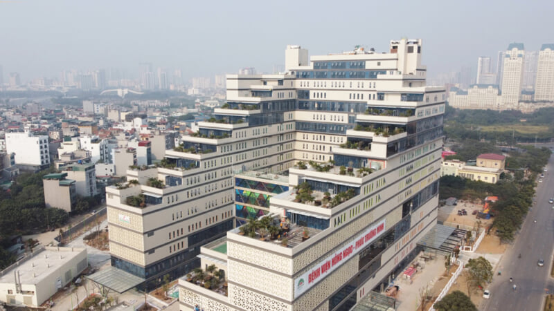 Hong Ngoc General Hospital – My Dinh to open in March 2021