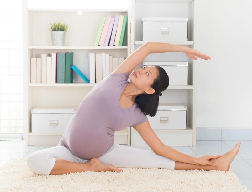 Lưu ý khi mang thai 3 tháng cuối