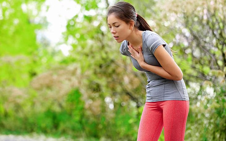 Buồn nôn sau khi tập thể dục